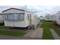 CARAVAN TO RENT INGOLDMELLS/SKEGNESS GREAT LOCATION 3 BEDROOM 6/8 BIRTH CLEAN AND COMFIRTABLE
