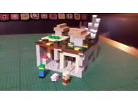 Lego 21105 - Minecraft Micro World : the Village