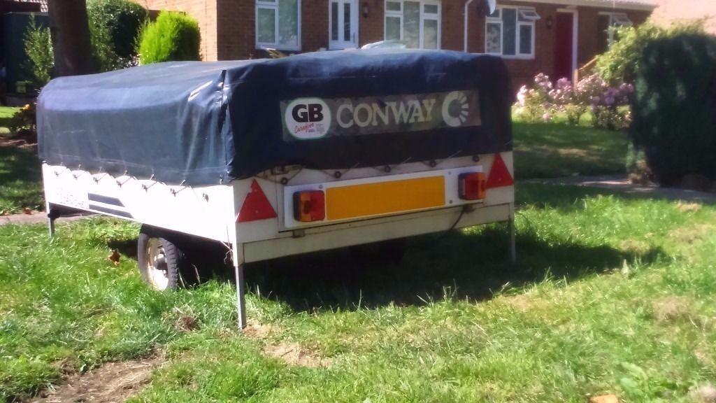 Conway Corniche L Trailer Tent In Sacriston County