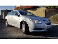 2009, Vauxhall Insignia Exclusiv 130 CDTI, Diesel, Manual, 5 Door Hatchback