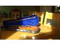 Half size children's violin