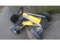 Kettcar go cart for kids in good condition