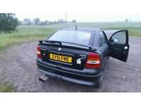 Vauxhall astra 1.8sxi 2001r