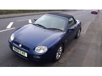 MGF Full Service History 3 owners from new