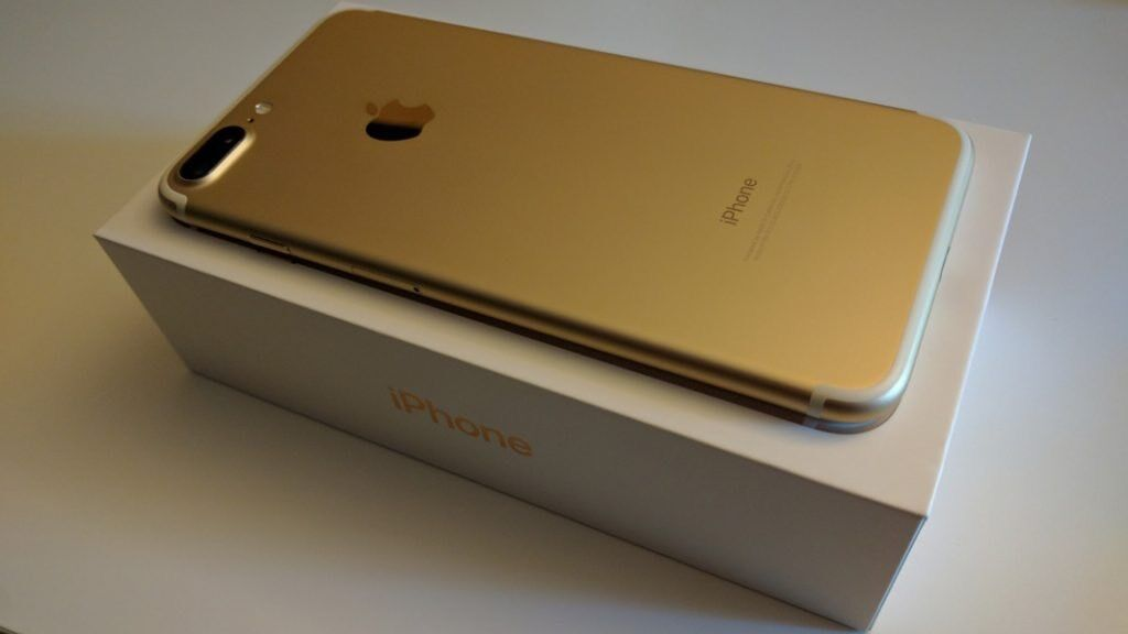Image result for IPHONE 7 PLUS GOLD 32GB