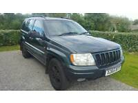 JEEP GRAND CHEROKEE LIMITED 4.7 V8 2001