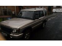 Landrover discovery 2 td5 7seater