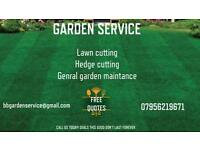 Cheap reliable gardening service