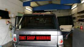 tint shop warrington