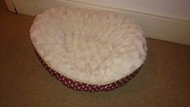 Lovely new pet bed