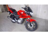 Honda CBF125 Motorbike Learner Legal Immaculate Low Milage