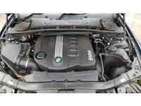 2010 BMW 330d e92 e93 3.0 DIESEL ENGINE N47D30 LOW MILEAGE