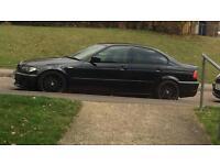 BMW e46 330d M Sport