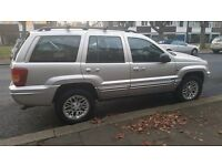 Jeep Grand Cherokee 2.7ltr D