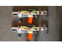 Nerf Modulus Guns X 2 Plus Extras