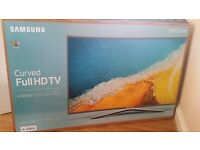 """BRAND NEW SAMSUNG CURVED 55 """" FULL HD"""