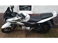 Honda CBF 125cc for sale. Wanting £750 ono.