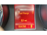 vauxhall insignia 2.0 cdti with pco liecense