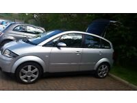 for sale audi a2 spare or repair