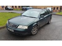 Audi A6 Avant for quick sale!! Brand new MOT!! Only 950 ONO