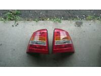 Astra mk4 tail lights