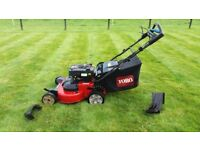 lawnmower Toro Timemaster