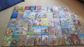54 Childrens Ladybird Books. circ. 1970's