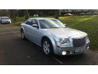 ***CHRYSLER 300c 3.0 DIESEL 2008 LONG MOT & TAXED £1995 ovno p/x welcome £1995 ovno