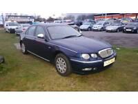 2002 ROVER 75 diesel auto
