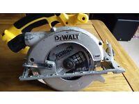 DeWALT DC390 18V XRP, Circular Saw, (Bare only)