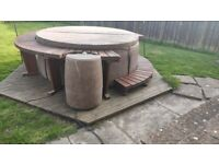 Softub T300 Resort 5/6 person hottub. Reduced to £1750 ono