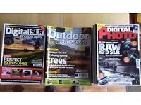 Digital Photography Magazines from 2012-2013