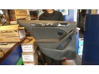 2010 VW GOLF MK6 REAR BACK LEFT PASSENGER NEAR SIDE NSR DOOR CARD GUJ £50