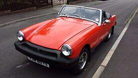 MG Midget 1500 1979