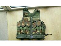 VIPER LA combat Vest - woodland - perfect for Airsoft or milsim