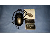 Logitech G500s gaming mouse