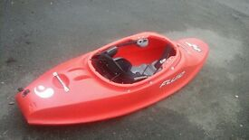 Fluid Element Surf Kayak, medium
