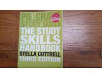 Palgrave Study Skills. The study skills handbook. By Stella Cottrell. Third edition.