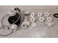 Whirlpool / Spa Bath Conversion Kit - As New - Never Used / Installed