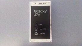 SAMSUNG GALAXY J7 6 UNLOCKED BRAND NEW WITH RECEIPT