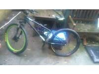 Voodoo Bakka Jump/downhill mountain bike