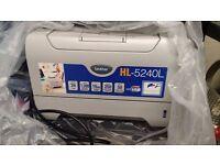 Brother HL-520L Desktop Printer - Needs new cartridge/toner - perfect working order