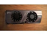 Graphics Card - MSI AMD Radeon HD 7950
