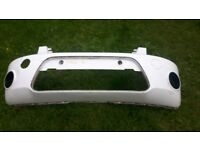 FORD TRANSIT CONNECT FRONT BUMPER - PAINTED