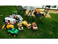 Little tikes cars and trucks