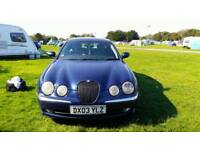 Jaguar s type 3.0 petrol