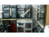 Range Cookers Gas , Electric, and Duel feul *NEW* offer sale from £349.00