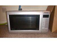 Panasonic 27L Combination Microwave Model NN-CT562M