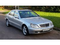 Mercedes Benz S320 Low Mileage (Non-Runner)