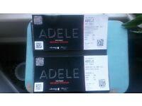 2 x Adele tickets @ Wembley 28 / 6 / 17